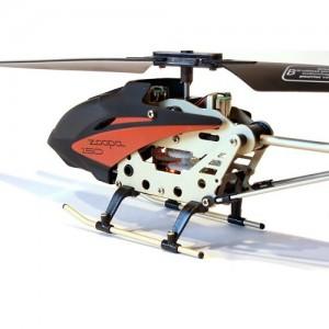 Мини хеликоптер с дистанционно управление Zoopa 150 Turbo Force Back 2