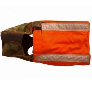 Предпазна сигнална жилетка за ловни кучета 2