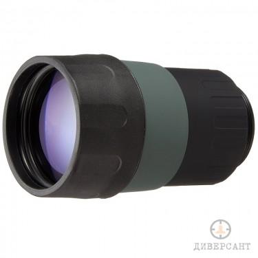 50 мм обектив за увеличаване на образите при уредите за нощно виждане