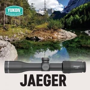 Дневна оптика прицел Yukon Jaeger 2