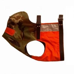 Предпазен нагръдник за ловни кучета (къс вариант) 2