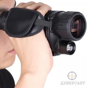 Дигитален IR уред за нощно виждане монокъл с 5х оптично увеличение