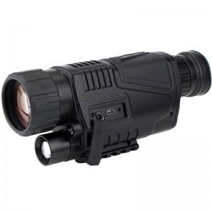 Дигитален IR уред за нощно виждане монокъл с 5х оптично увеличение 2