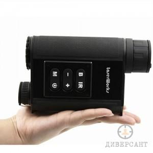 Дигитален лазерен далекомер и монокъл за нощно и дневно виждане