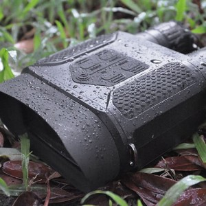Дигитален ловен бинокъл с нощно виждане, възможност за видеозапис и зуум 2