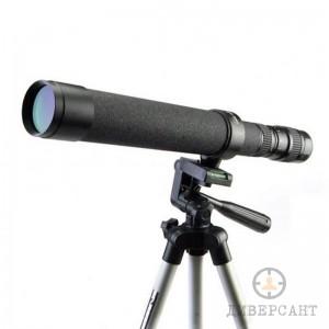 Сгъваем телескоп с оптично увеличение до 24 пъти