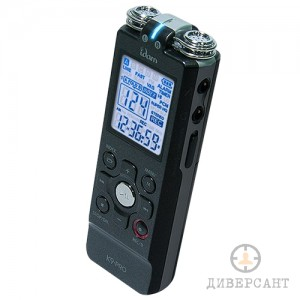 Професионален цифров дигитален диктофон