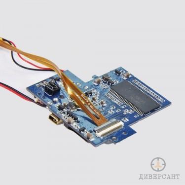 HD камера модул за вграждане