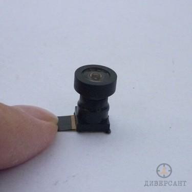 Камера за вграждане с обектив 170°