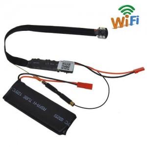 Мини скрита IP WIFI камера модул за вграждане с нощно виждане 2