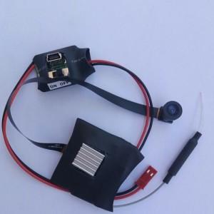 Широкоъгълна мини шпионска камера Wi-Fi IP 2