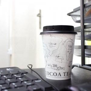Скрита камера в капачка на чаша за кафе Lawmate 2