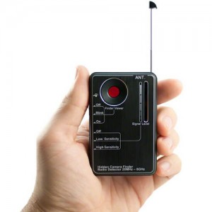 Детектор на RF подслушватели и обективи на скрити камери Lawmate 2