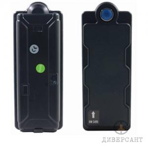 Професионално GPS проследяващо устройство с магнити и огромен капацитет на батерията