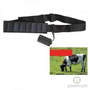 Соларен GPS тракер за проследяване