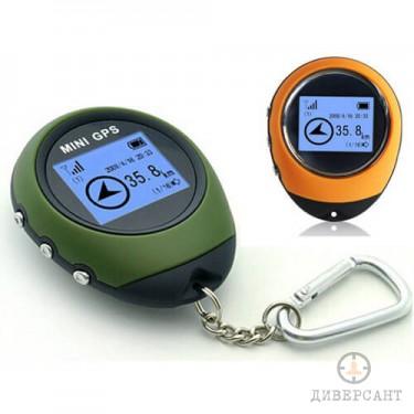 Mini GPS тракер с компас