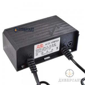 Захранващ трансформатор за видеонаблюдение