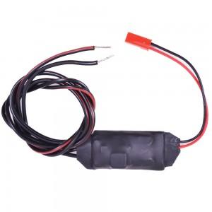 StealthTronic трансформатор на ток за автомобил (от 12V към 3.7V) за Glite Pro Vario 2
