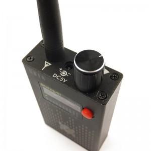 Детектор за откриване на бръмбари, безжични камери, тракери и други устройства за следене 2