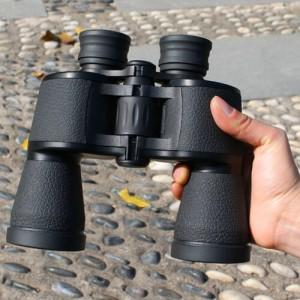 Бинокъл BAIGISH с 20 пъти оптично увеличение и водоустойчив корпус 20x50 2