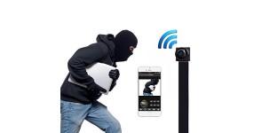 Детектор на движение при шпионските устройства