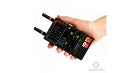 Как да открием GPS тракер чрез детектора Protect 1207i