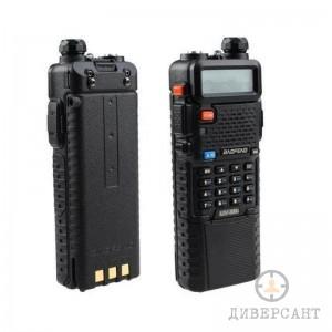 Двойна литиево-йонна батерия 3800mAH за радиостанция Baofeng UV-5R