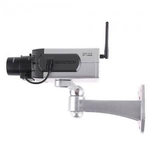Реалистична бутафорна WiFi камера за външен монтаж 2
