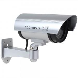 Бутафорна камера за видеонаблюдение с IR светлина 2
