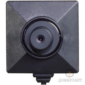 Професионална преносима шпионска мини камера копче за скриване в дрехите LAWMATE