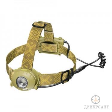 Водоустойчив челник-лампа за глава