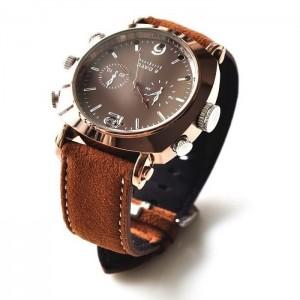 Стилен унисекс часовник със скрита камера 2