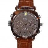 Стилен унисекс часовник със скрита камера