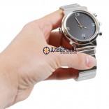 Скрита камера  във водоустойчив ръчен часовник