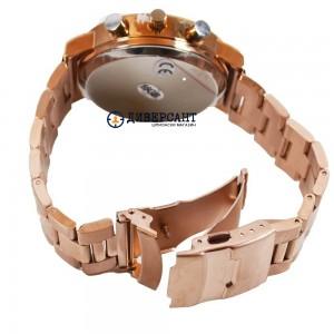 Водоустойчив ръчен часовник със скрита Full HD камера и чувствителен микрофон 2