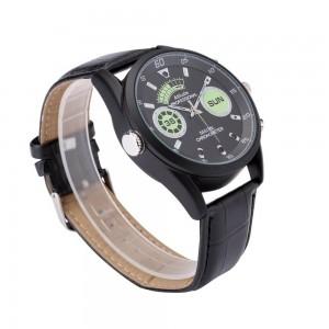 Ръчен часовник със скрита камера 2