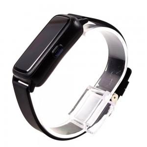 Скрита камера и аудиорекордер в Bluetooth часовник 2
