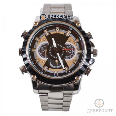 Скрита камера в ръчен часовник с IR-диоди