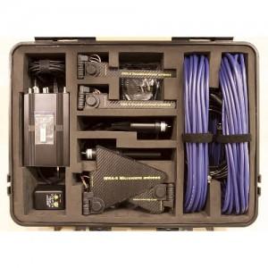 Професионален спектрален анализатор от 50 kHz – 4400 MHz DELTA 2