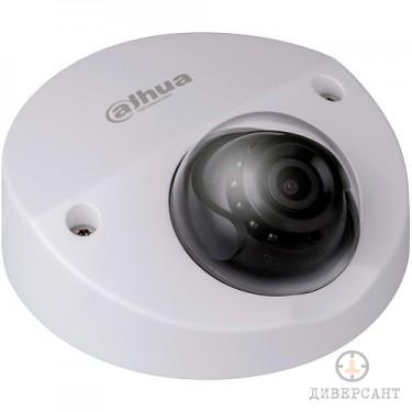 2.4-мегапикселова вандалоустойчива куполна HDCVI камера Dahua