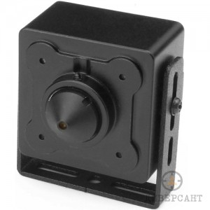 HDCVI камера за дискретен монтаж Pinhole 3D DNR DAHUA