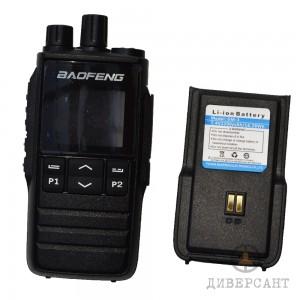 Водоустойчива професионална цифрова радиостанция DMR Tier II Baofeng