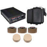 Система за заглушаване с три канален генератор на бял шум, 4 датчика и говорител