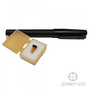 Химикалка MP3 плеър за преписване с микрослушалка тип тапичка