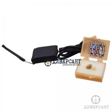 Слушалка за преписване с GSM модул