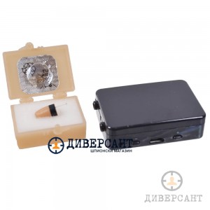 Микрослушалка с GSM приемник  без примка