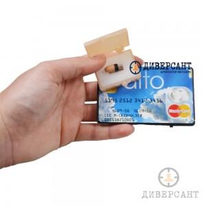 Микрослушалка със СИМ карта или Bluetooth