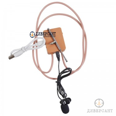 Bluetooth магнитна слушалка с външен микрофон