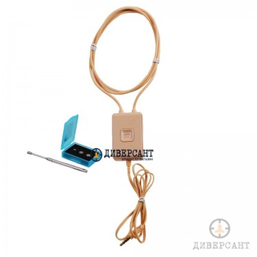 Магнитна микрослушалка за преписване към телефон