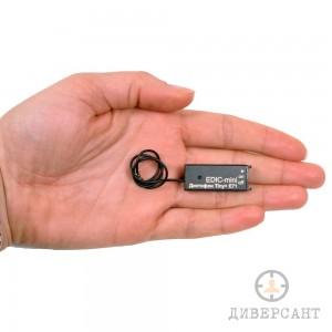 Професионален руски мини аудио рекордер с външно захранване  Edic-mini Tiny+